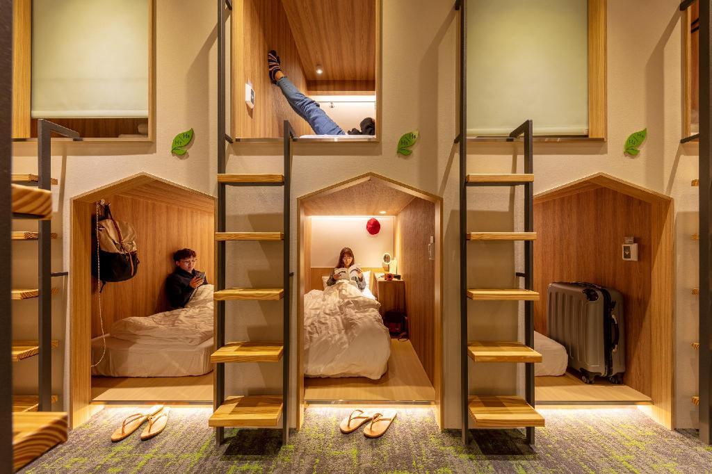 Sit Pet Lodge - Capsule Hotel Example 7